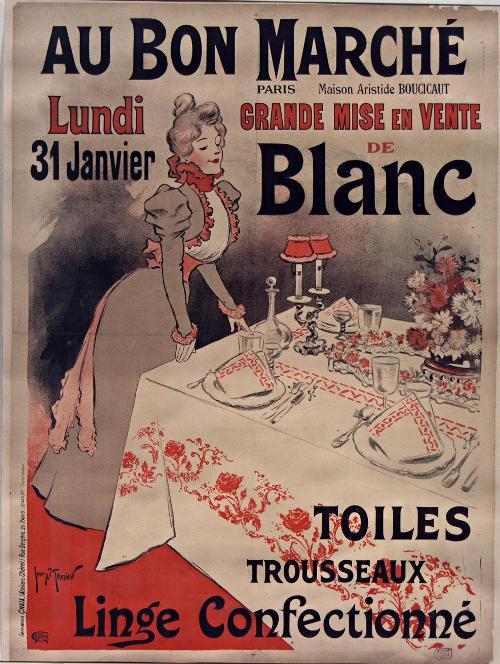 Histoire du linge de maison en France