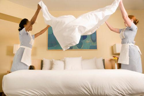 Aérer la chambre et le lit
