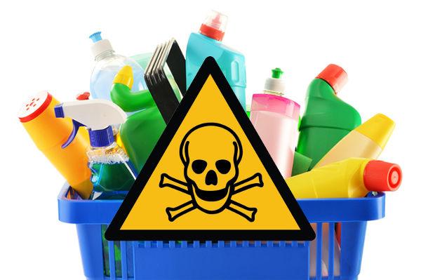 4 - Repérer les produits domestiques toxiques pour votre santé