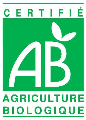 Manger bio label AB