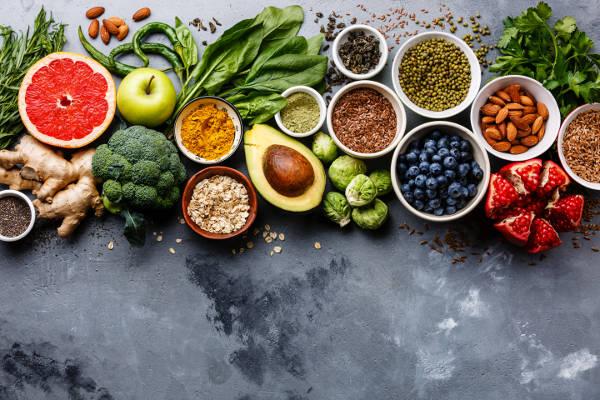 L'équilibre alimentaire et les antioxydants