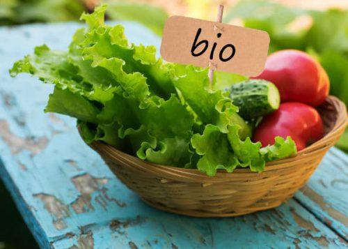 La nourriture Bio