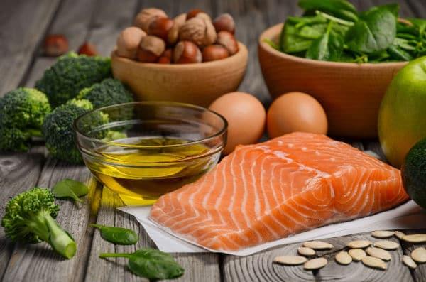 Les aliments et leur apport sur l'organisme