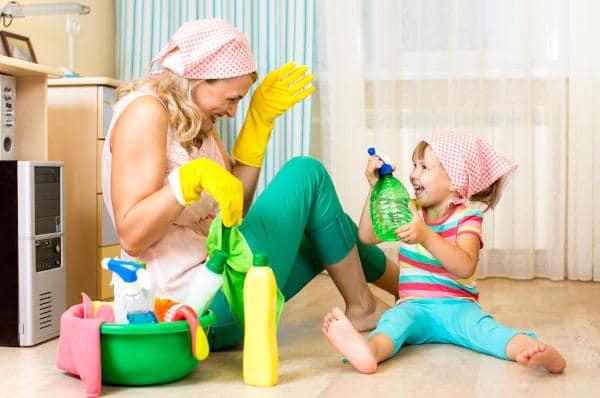 les avantages du ménage écologique