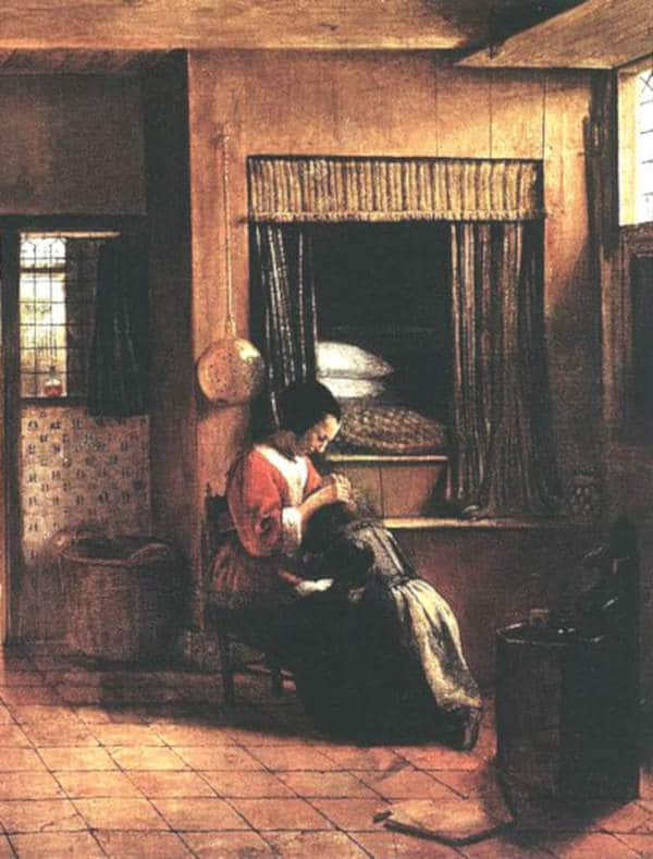 Couchage 1660