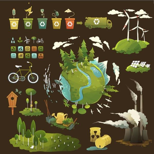 pollution et housse de couette
