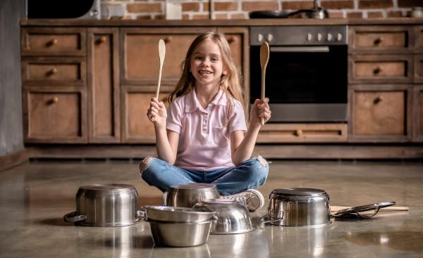 ustensiles de cuisine pour cuisson saine