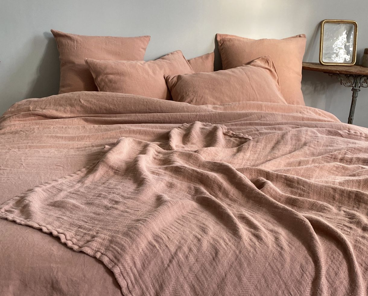 Pure hemp duvet cover - Couleur Chanvre