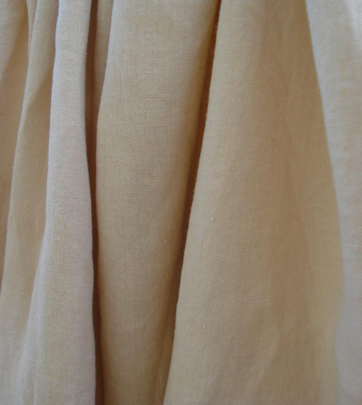 Pan de tissu de Chanvre 260g/m² - Couleur Chanvre