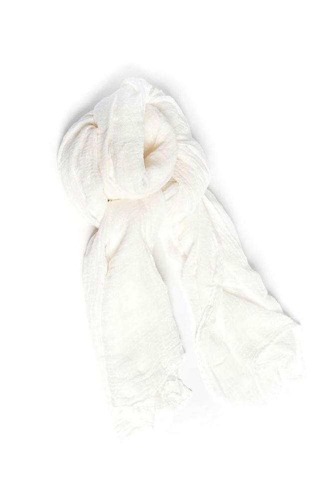 Stole White Limestone - Couleur Chanvre