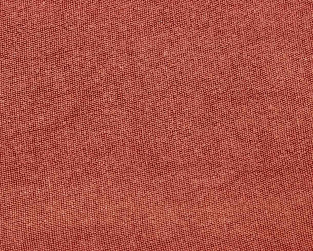 500g/m² linen eyelet curtain Sienna - Couleur Chanvre