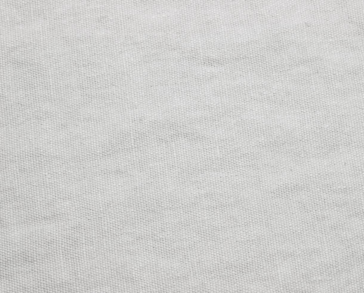 500g/m² linen eyelet curtain White Limestone - Couleur Chanvre