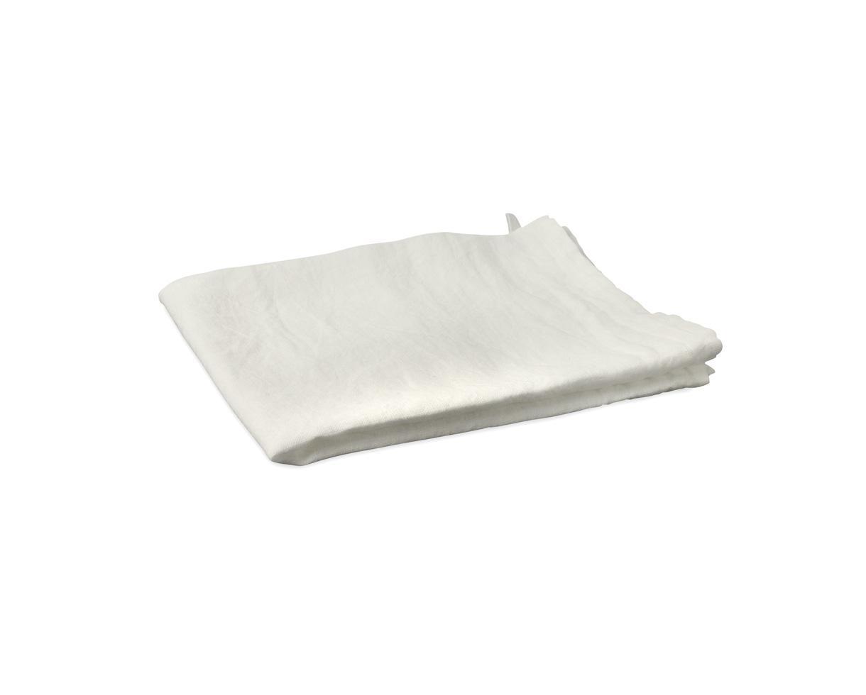 Paño en lino Blanco de cal - Couleur Chanvre