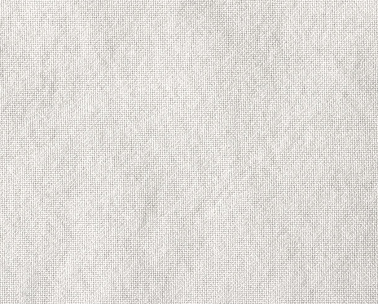 Drap housse en coton bio Craie - Couleur Chanvre