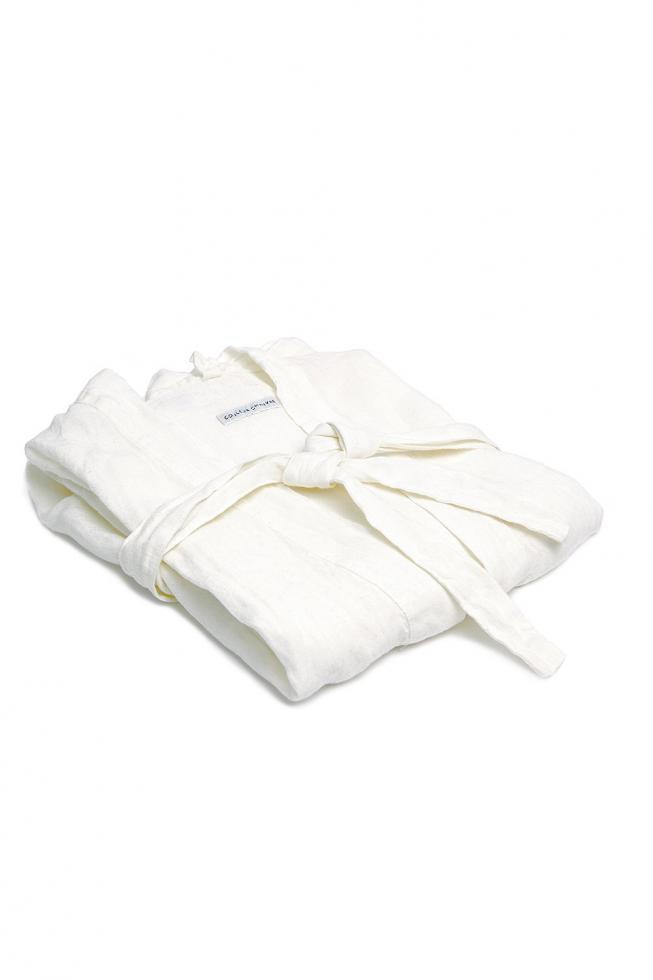 Hemp Kimono White Limestone - Couleur Chanvre