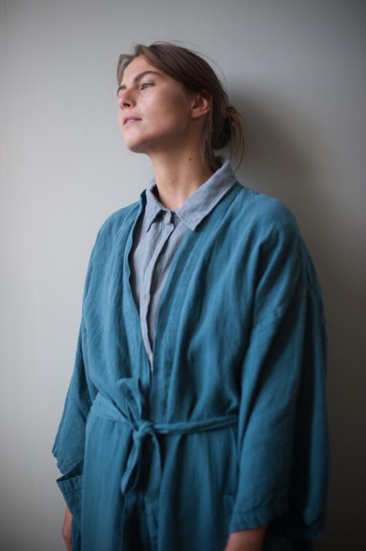 Hemp Kimono - Couleur Chanvre