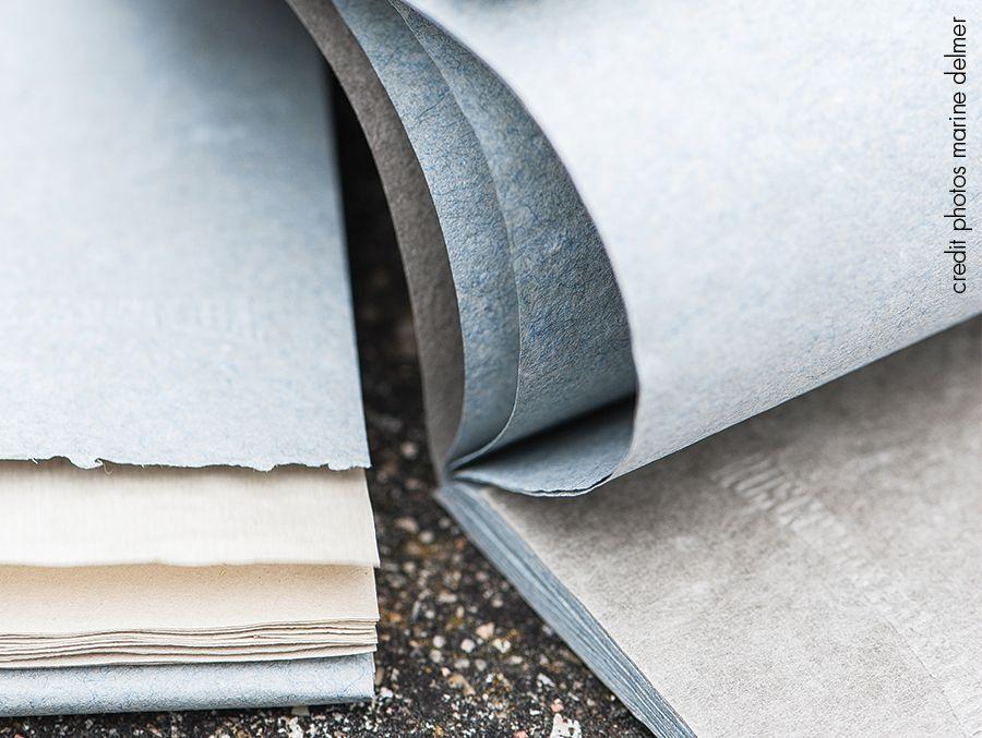 Ruscombe Paper Mill et Couleur Chanvre - Couleur Chanvre